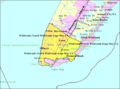 Census Bureau map of Lower Township, New Jersey.png