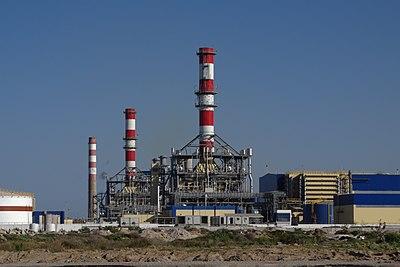 Picture of Centrale Thermique de Sousse