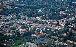 Centre Edegem, Belgium (Aerial view).jpg