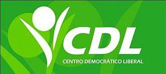 Liberal Democratic Centre - Image: Centro Democrático Liberal, logo