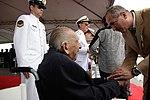 Cerimônia da Imposição da Medalha da Vitória e comemoração do Dia da Vitória, no Monumento Nacional aos Mortos da 2ª Guerra Mundial (26885935646).jpg