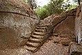 Cerveteri, zona della tomba del pilastro 02.jpg