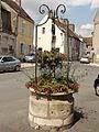 Château-Landon (77), puits de la Seille, rue Jean-Galland.JPG