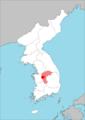 Chūsei-hoku Prefecture (August 15, 1945).png