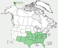 Chaerophyllum tainturieri US-dist-map.png