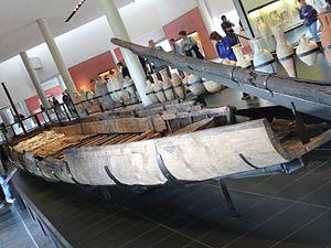 Arles Rhône 3 - Arles Rhône 3 featured in Musée départemental Arles antique, 2013