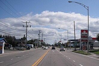 Chambord, Quebec - Image: Chambord 2