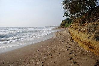 Cazones de Herrera - View of Playa Chaparrales