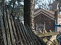 Chapel at the cemetery near near Kosava. Косава - panoramio (2).jpg