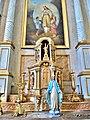 Chapelle de la Vierge, dans l'église de Vaire-Arcier.jpg