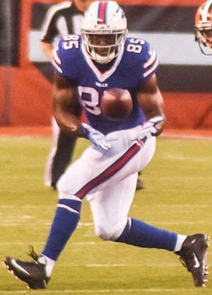 Charles Clay (American football) - Clay with the Bills in 2015