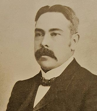 Charles James Hughes (footballer) - Image: Charles James Hughes 1853 1916