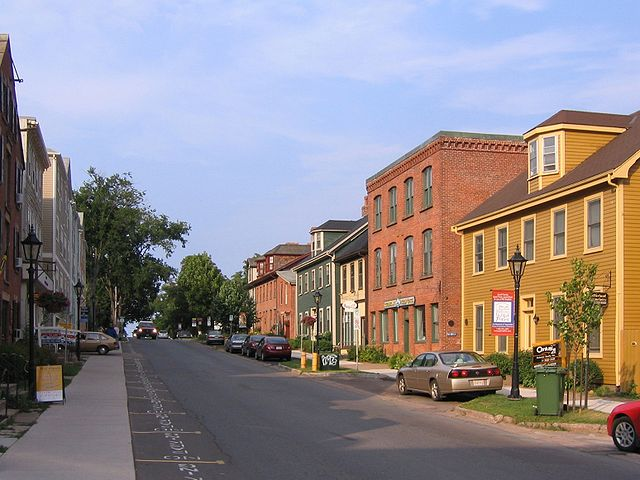 Hotels In Charlottetown Pei Downtown
