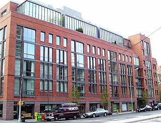 General Theological Seminary - Chelsea Enclave, a residential condominium which replaced Sherrill Hall