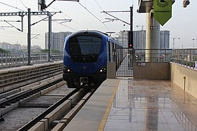 Image illustrative de l'article Métro de Chennai