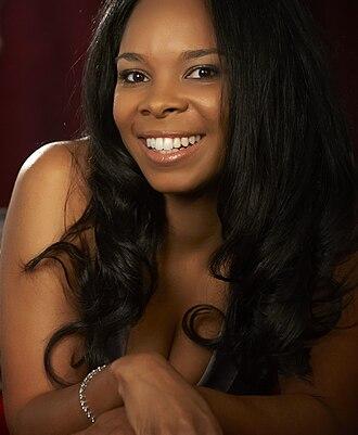 Cherie Johnson - Johnson, 2010.