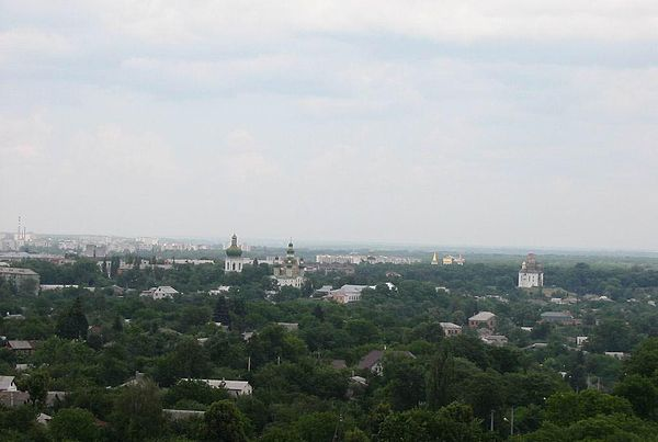 Pictures of Chernihiv