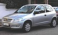 Chevrolet Celta 3dr post-2006 - Front.jpg