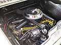 Chevrolet Corvair four-carb engine.JPG