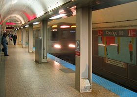 Image illustrative de l'article Chicago (Ligne rouge CTA)