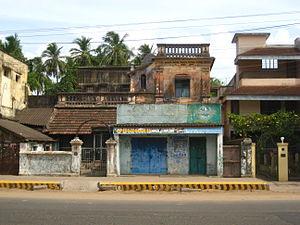 Chidambaram - A house in Chidambaram