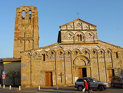 Pieve of Sts. John and Ermolaus.