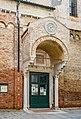 Chiesa dei Carmini ingresso laterale 2 Venezia.jpg