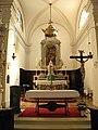 Chiesa della Natività della Beata Vergine Maria, interno (Schiavonia, Este) 07.jpg