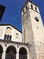 Chiesa di San Gregorio Maggiore, Spoleto. Campanile.jpg