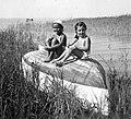 Children, 1954 Fortepan 18558.jpg