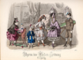Children at Play, fashion plate from the Allgemeine Moden-Zeitung, Leipzig, 1872.png