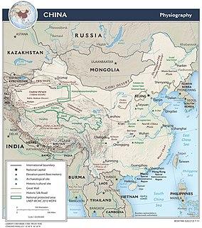 China–Russia border