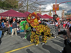 Chinese New Year Parade, 2007