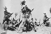 Chinese Troops in Xinyang