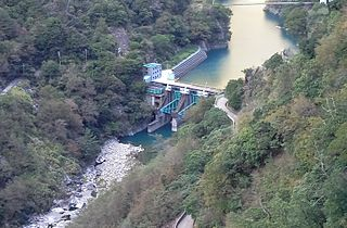Qingshan Dam