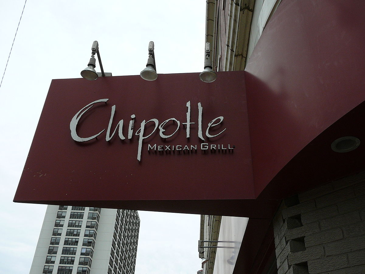 Chipotle Mexican Grill — Wikipédia