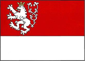 Chotěboř - Image: Chotěboř vlajka
