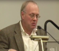 Chris Hedges at Church of All Souls in New York City February 7, 2012 (02).png