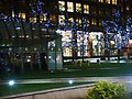 Christmas Lights in Brindley Place - geograph.org.uk - 641351.jpg