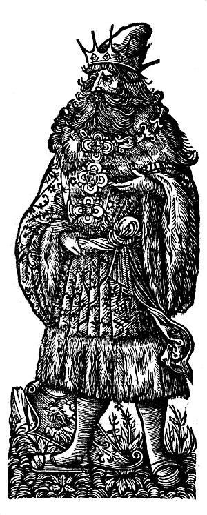 Krakus - Image: Chronica Polonorum I 5