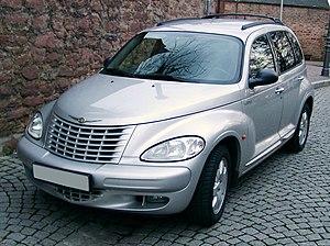 Chrysler PT Cruiser - European Chrysler PT Cruiser