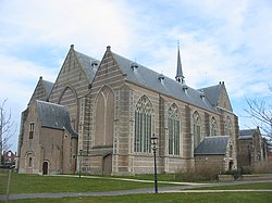 Church, Brouwershaven, Netherlands.JPG