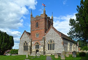 Church of All Saints, Odiham 1.JPG