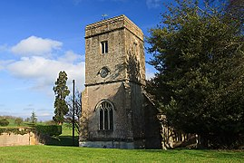 Church of St James - Draycot Cerne (geograph 2824189).jpg