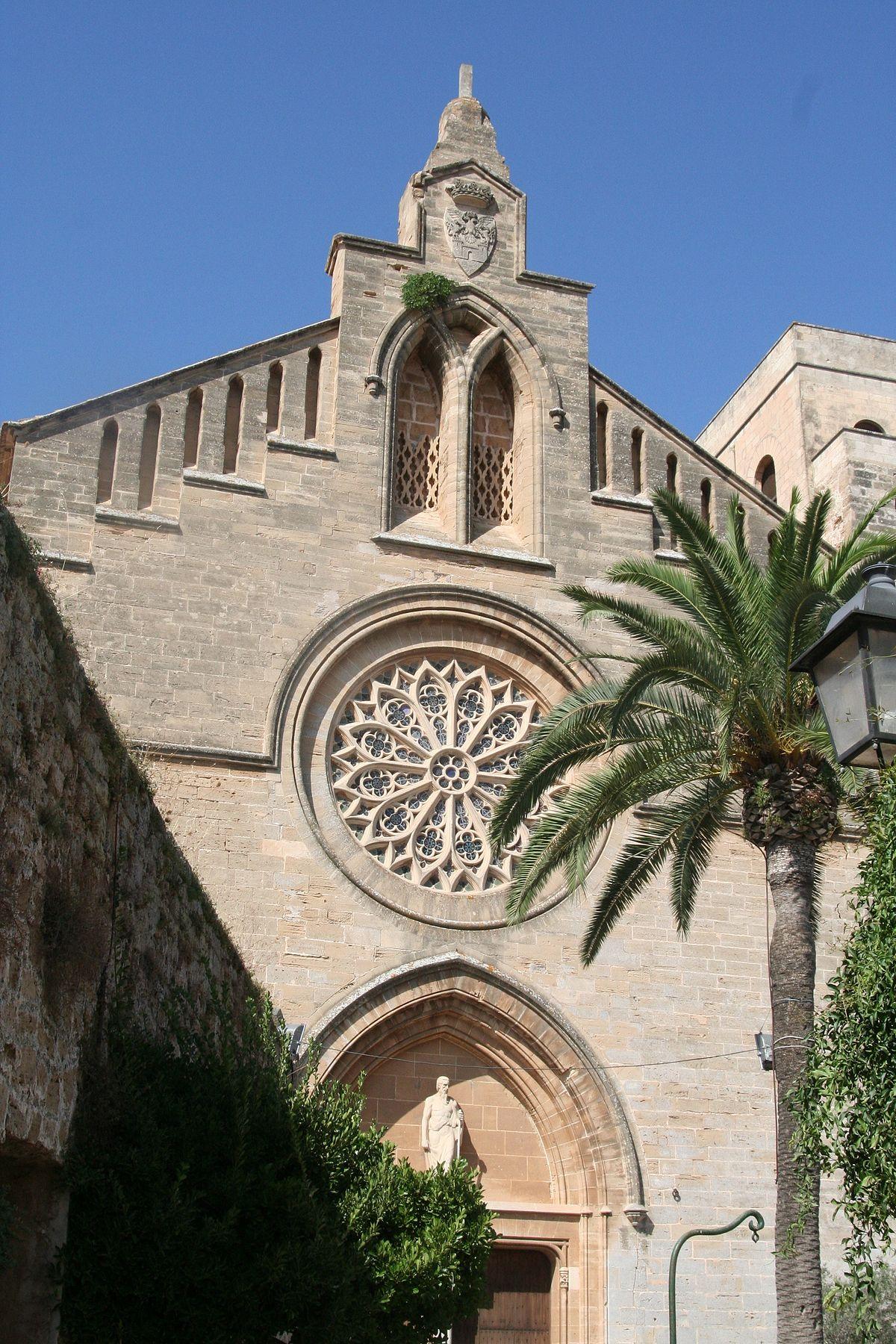 church of st  jaume