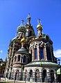 Church of the Savior on Blood – East Side - Церковь Спаса на Крови - Восточная сторона - panoramio.jpg