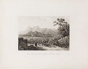 Cidade de Goyaz, früher Villa Boa, Hauptstadt der gleichnahmigen Capitanie