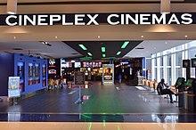 cineplex sony center
