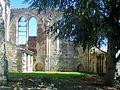 Cinqueux (60), église Saint-Martin, grande chapelle, rue Yvonne Drouin.jpg