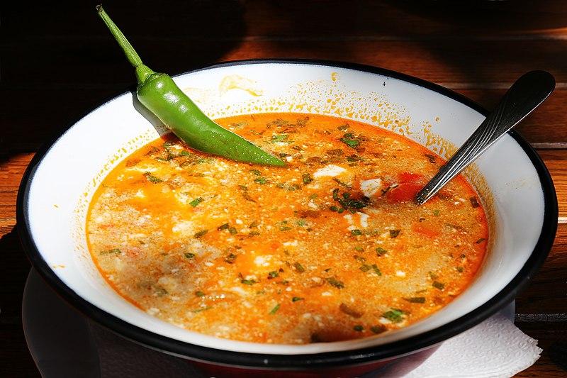 Gastronomia romena